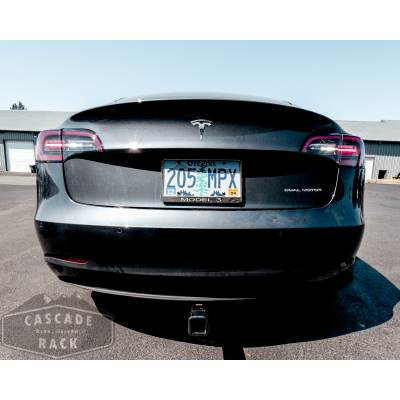 2020 Tesla Model 3 - Receiver Hitch - Stealth Hitches