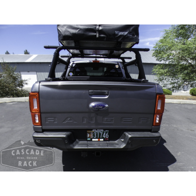 2020 Ford Ranger - Receiver Hitch and Wiring - Drawtite