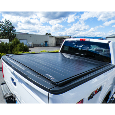 2021 Ford F150 - Truck Bed Cover - Retrax
