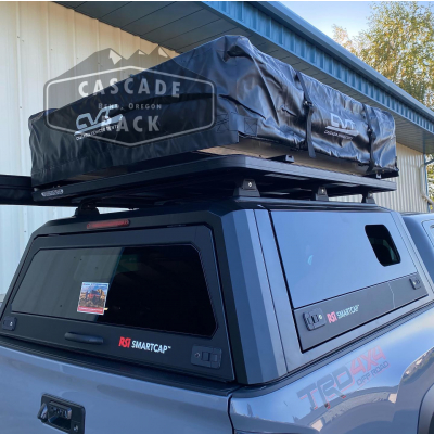 2020 Toyota Tacoma - Canopy and Rack Installation - RSI SmartCap / Rhino Rack